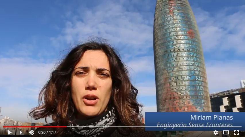 10 veus per l'aigua de Barcelona