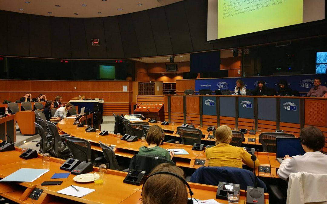 """El parlamento europeo aprueba resolución sobre """"Mujer, igualdad de género y justicia climática"""""""