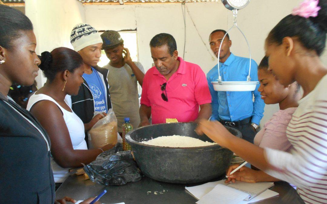Huele a pan en Guanito de El Llano, a pan FEMUCALLA