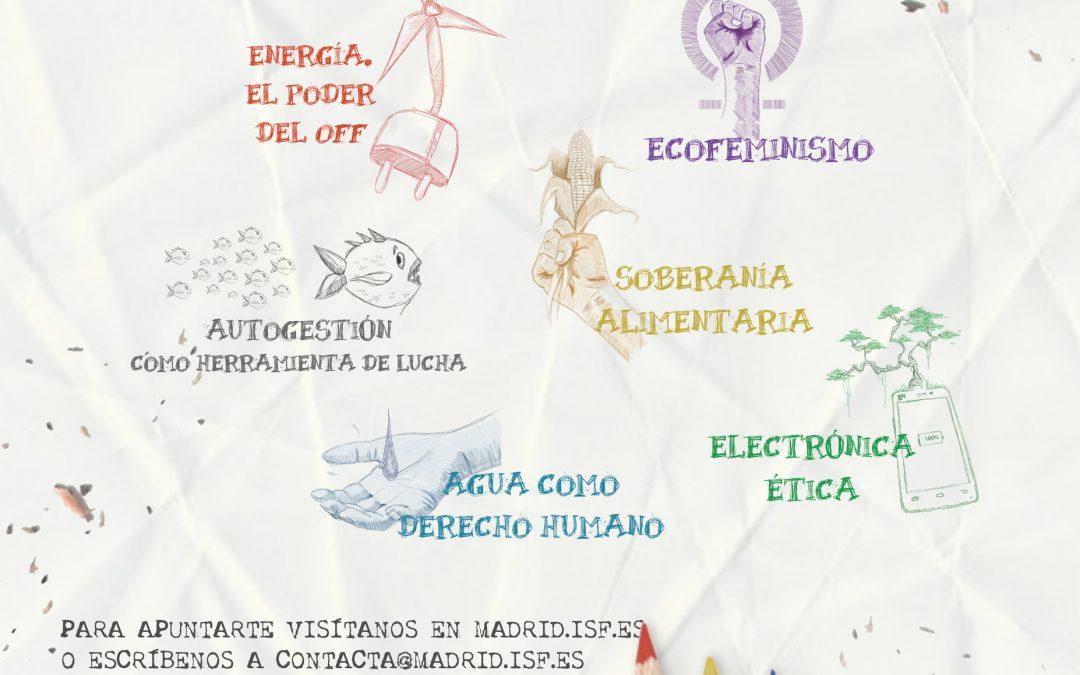 ISF Madrid – Escuela de Activistas