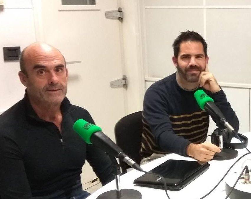 Participación de ISF Cantabria en 'Aquí en la onda, Cantabria', de Ondacero