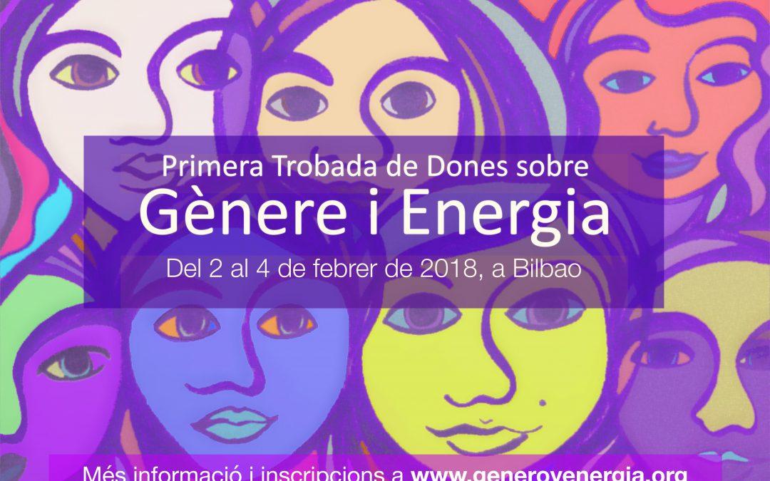 Primera Trobada de Dones sobre Gènere i Energia