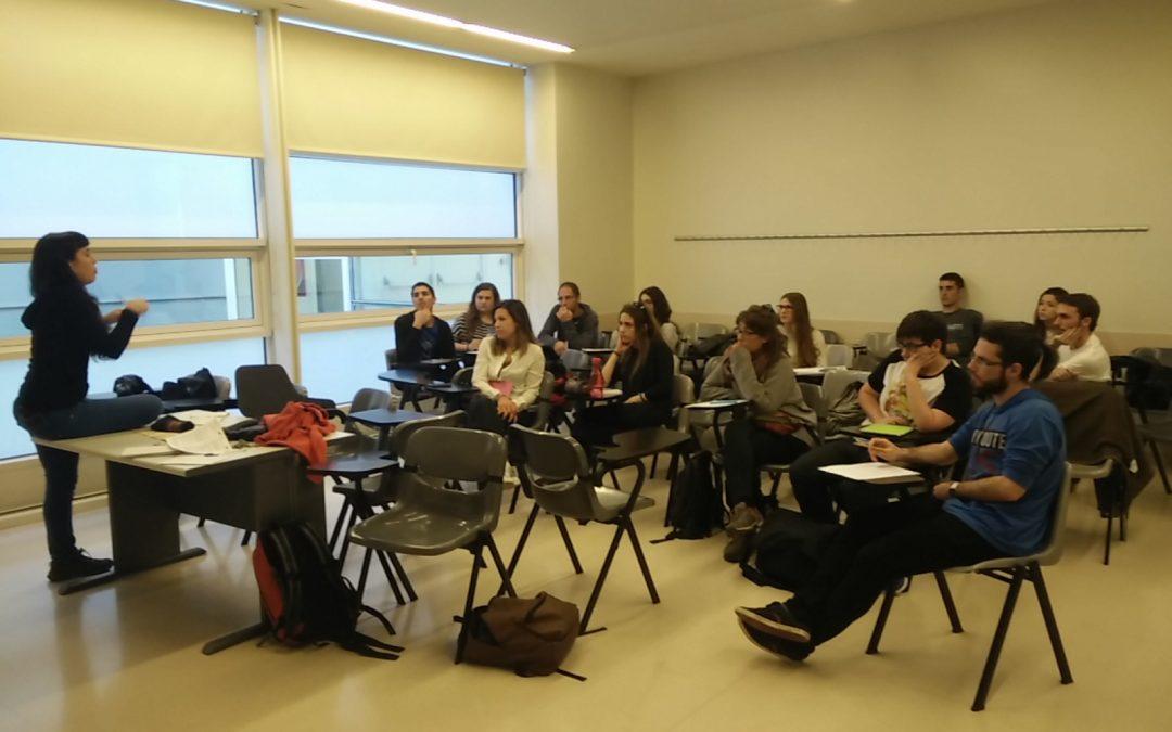 Segunda edición del curso de agua con la Universitat de Girona