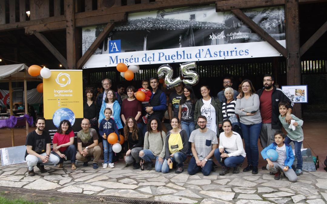 Crónica de la celebración del 25 aniversario de ISF Asturias