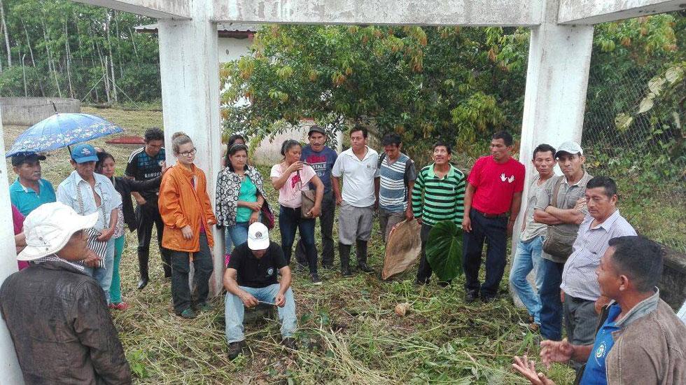 Oferim dues places de voluntariat pel Programa de Coneixement de la Realitat (PCR) a l'Equador!