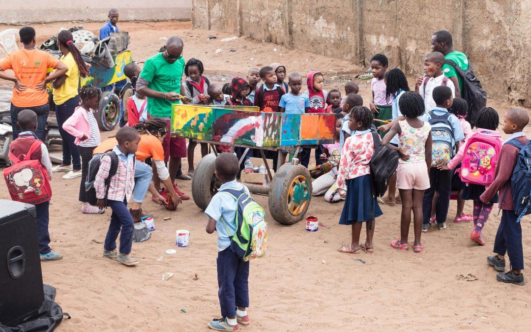 Oportunitat de voluntariat en el projecte de Gestió de Residus Sòlids Urbans a Moçambic!