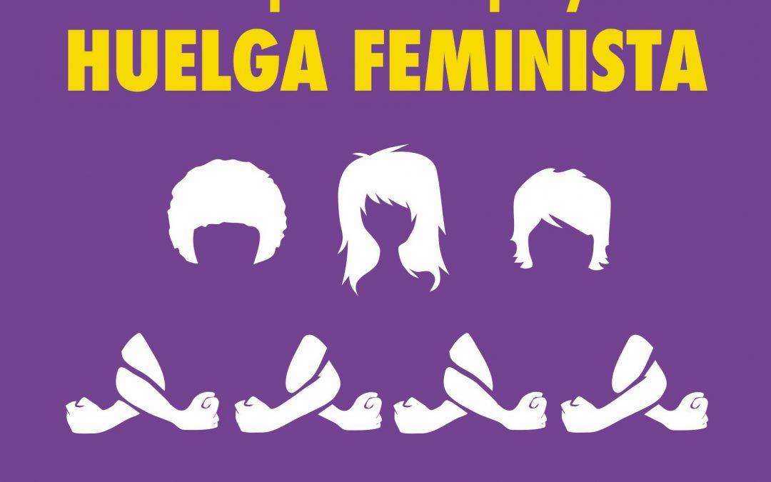 Ingeniería Sin Fronteras Andalucía se suma a la huelga feminista