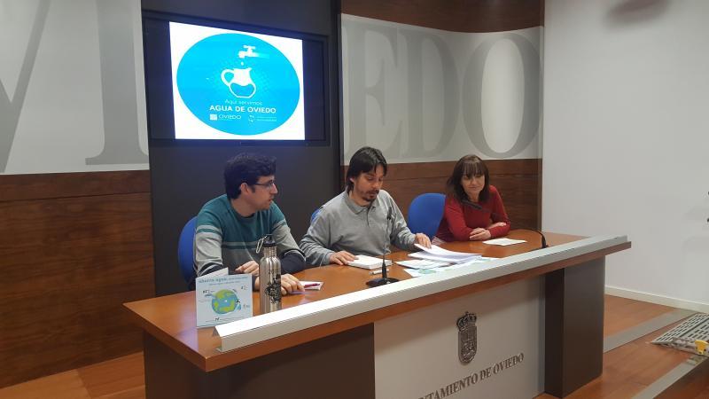 ISF Asturias colabora con el Ayuntamiento de Oviedo en el día mundial del agua