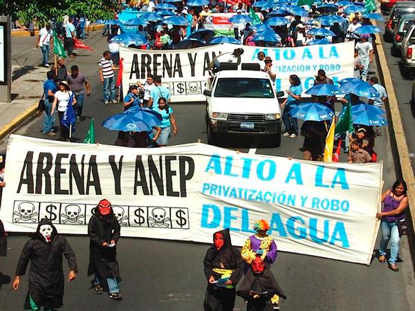Oferim pràctiques als projectes de El Salvador