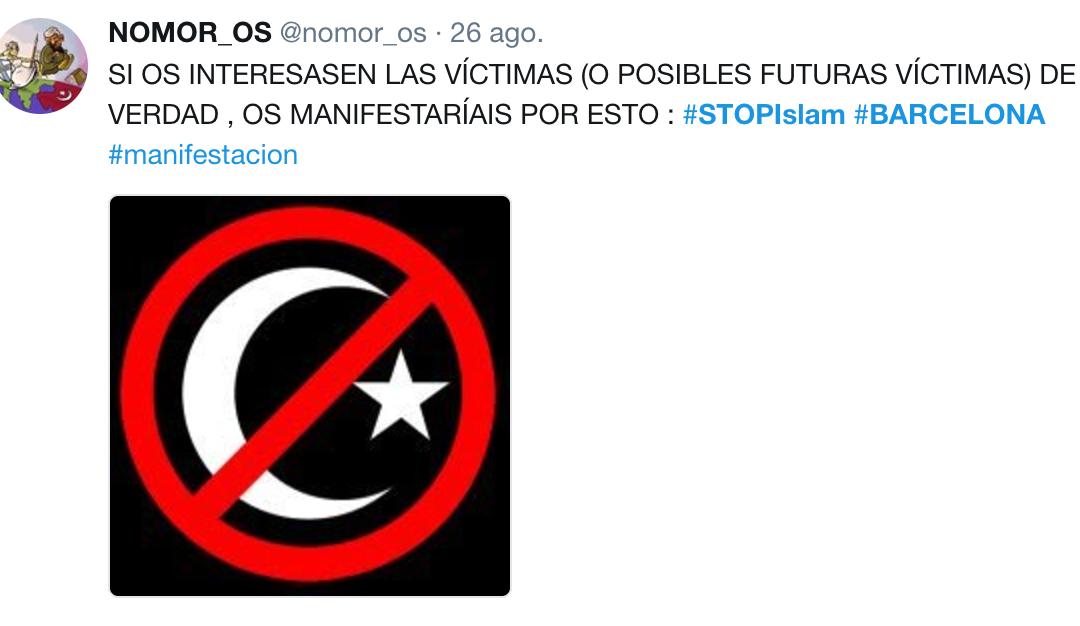 Alerta: Rumorología Islamofóbica #1