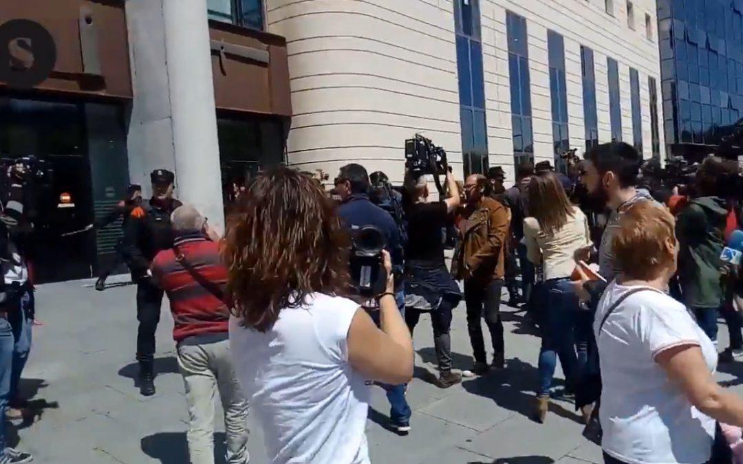 El Salto: Convocatorias en decenas de ciudades para protestar contra la sentencia de La Manada
