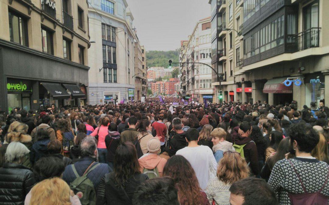 Fotocrónica del 26-A: El día que todas gritamos #NoEsNo