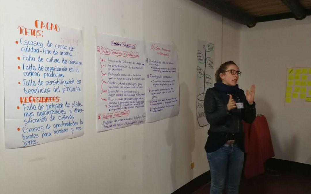 Iniciem el Programa de Formació d'Impulsores d'Innovació per l'Emprenedoria Social i Solidària