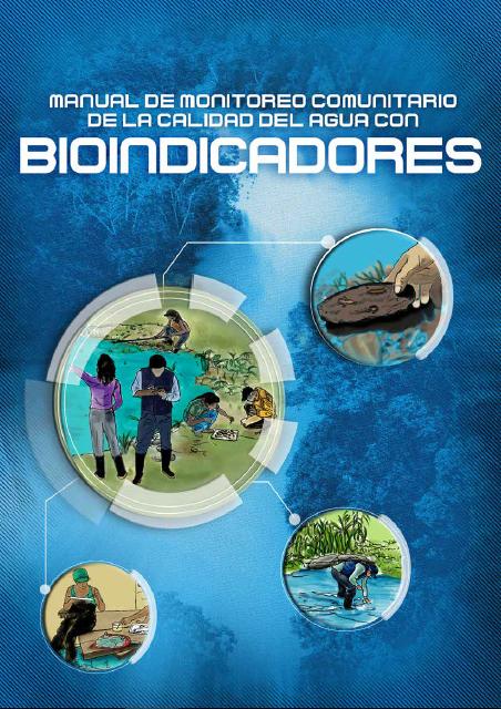 Manual de monitoreo comunitario de la calidad del agua con bioindicadores