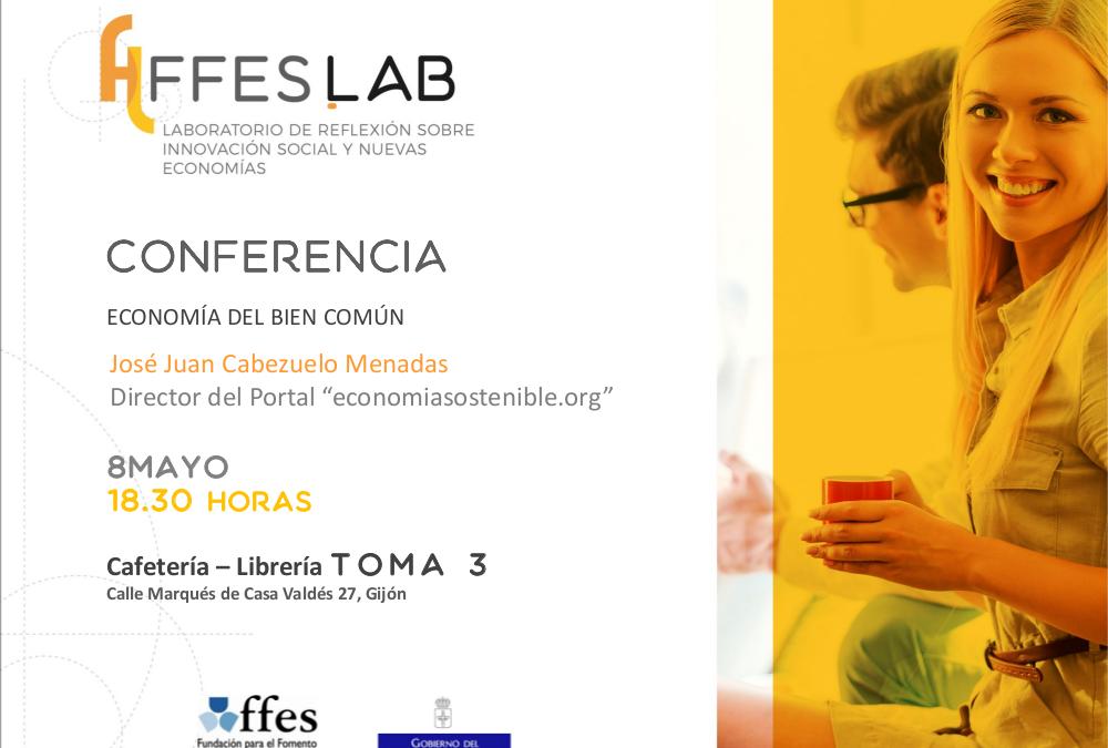 ISF Asturias participa en coloquio sobre Economía del Bien Común
