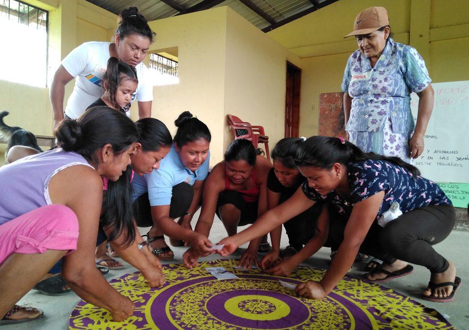 Les dones de les Juntes d'Aigua de La Belleza participen en un procés d'inclusió i foment de la seva participació activa en la gestió comunitària de l'aigua