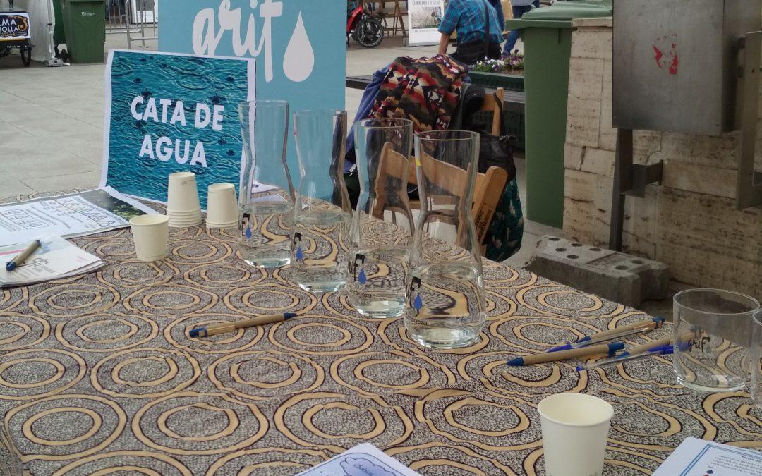 Nueva cata de aguas en el festival Zaragoza Is Bike y Presentación del documental ALBATROSS
