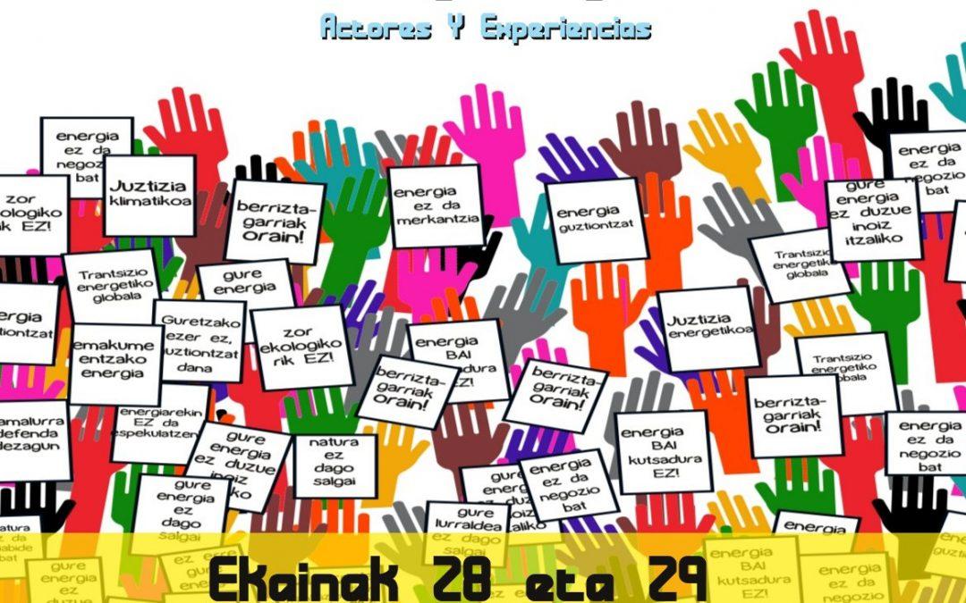 Uda Ikastaroa: Trantsizio energetikoa eta demokrazia