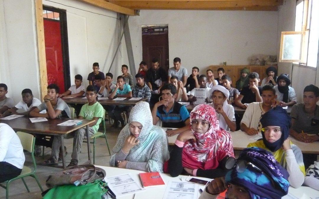 Comenzamos nuevo curso de formación en los campamentos saharauis: Abastecimiento y Saneamiento de agua