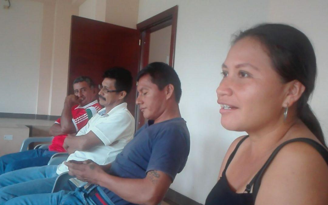 Participamos en el Décimo Encuentro Nacional del Foro de Recursos Hídricos en Ecuador