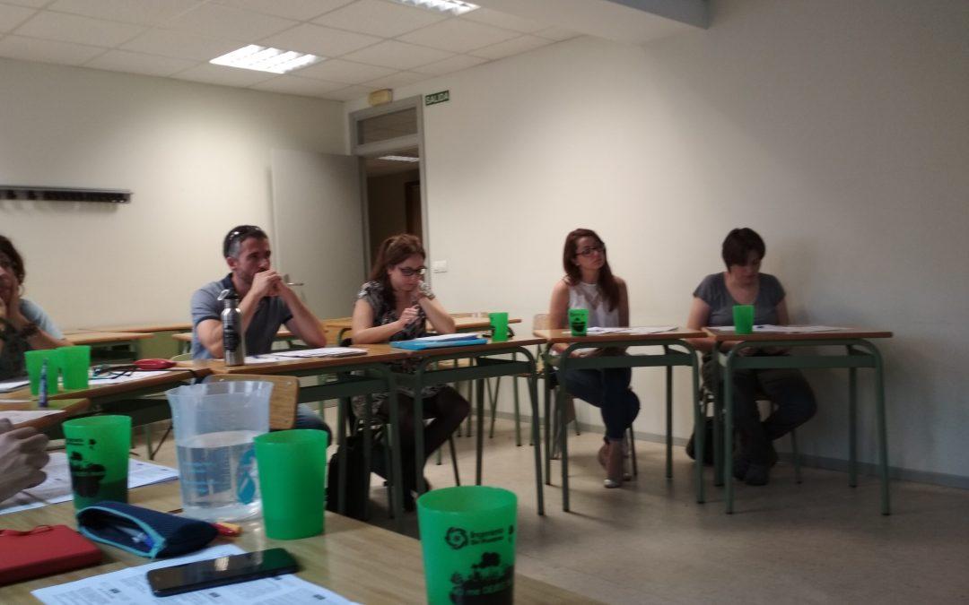 Primer taller de formación sobre gestión de proyectos de cooperación