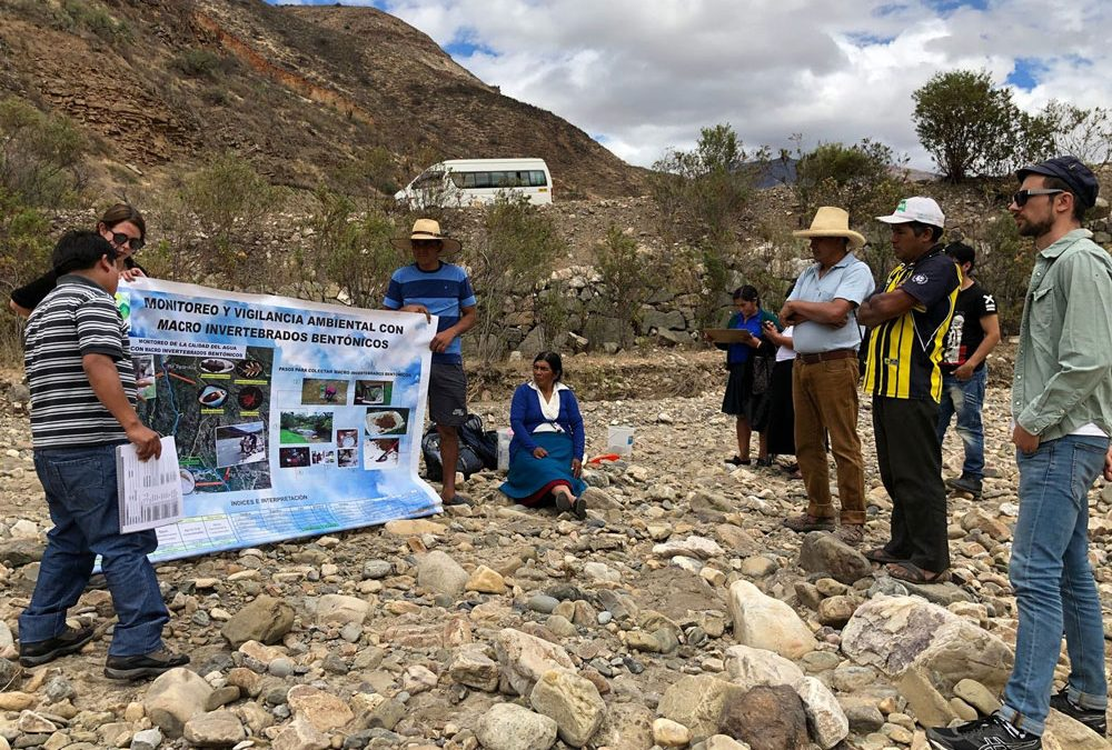 Comités de vigilancia ambiental: La defensa de la vida allá donde la misma nace y perece