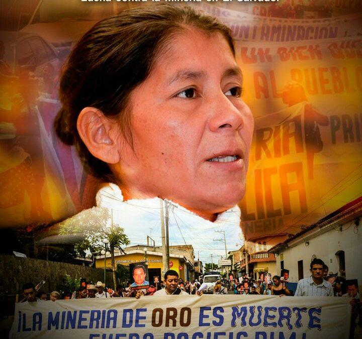 """Aipamen Berezia """"No tenemos miedo"""" El Salvadorreko dokumentalarentzat"""