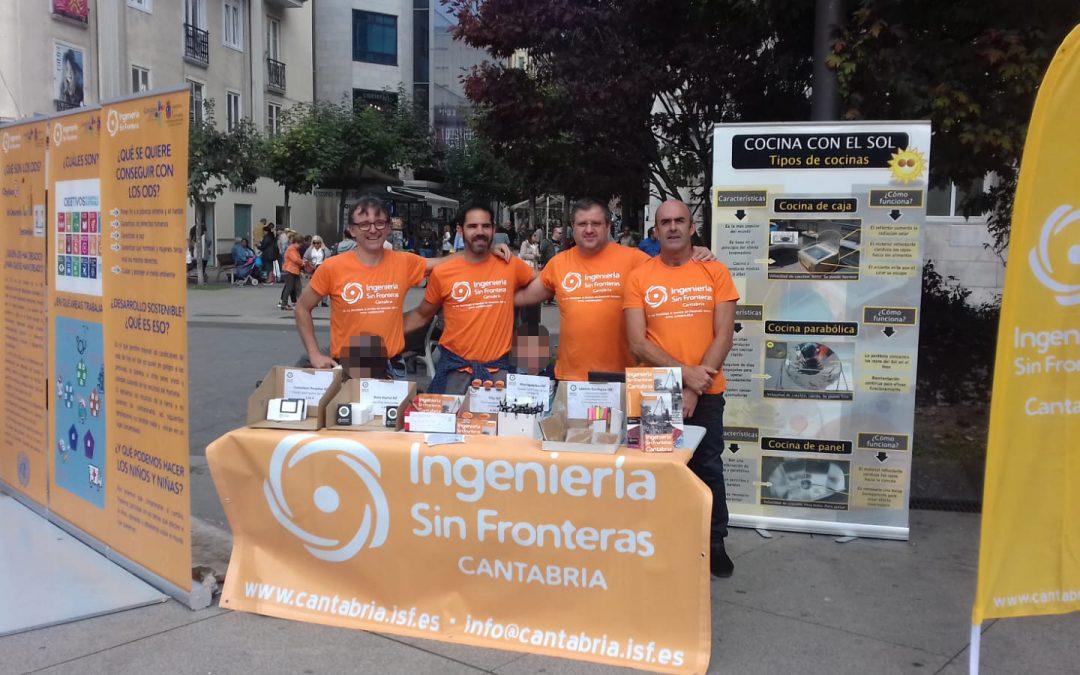 ISF Cantabria en el Día Mundial contra la Pobreza
