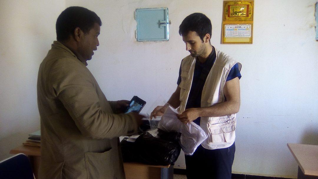 Segunda fase del proyecto en campamentos saharauis: fortalecimiento del sistema educativo en la wilaya de Bojador