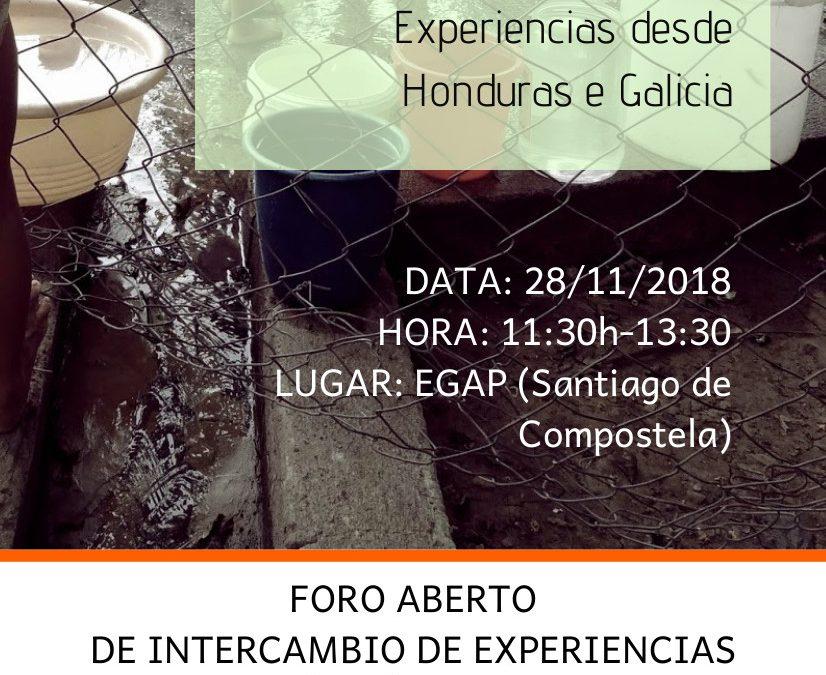 Temos visita! Delegación da Mancomunidade NASMAR Honduras