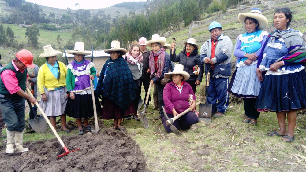 Revalorizar la Minga como alternativa organizativa en Perú