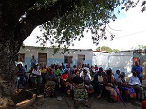 Entrevista a l'Elena Erkiaga, expatriada a Moçambic