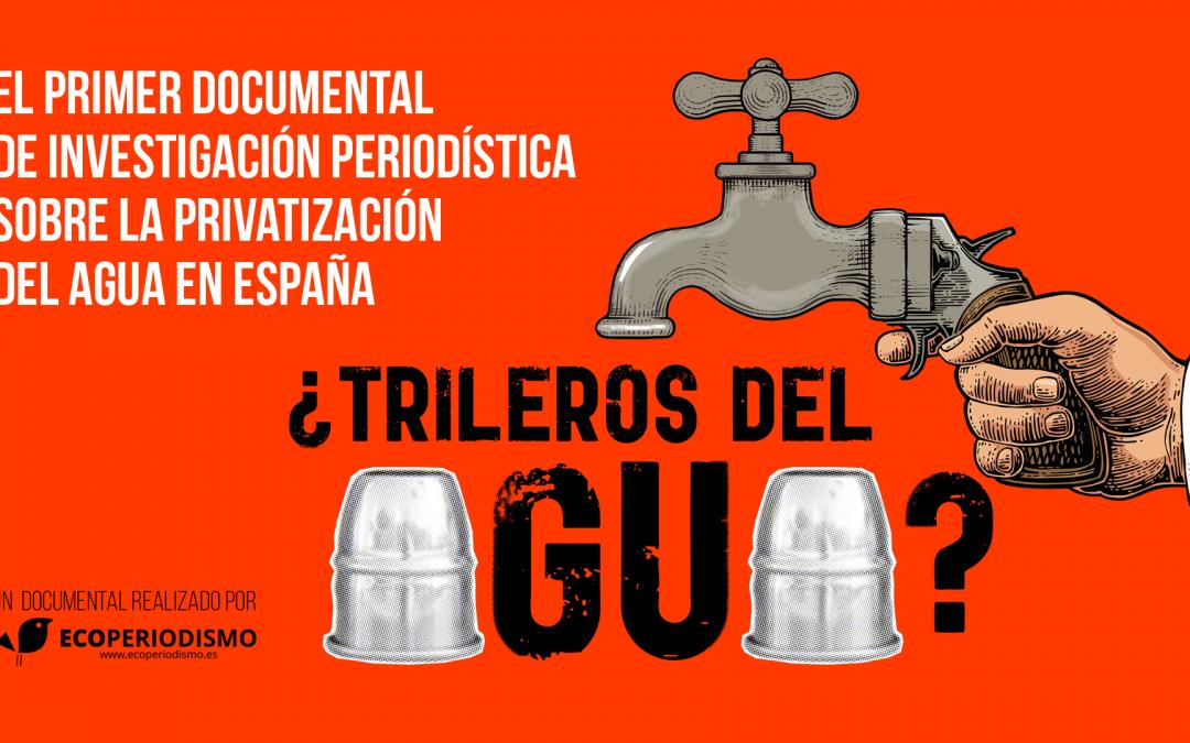 """La campaña """"En Zaragoza, mejor de grifo"""" continua este año 2019: exposición sobre agua embotellada y proyección del documental """"¿Trileros del agua?"""""""