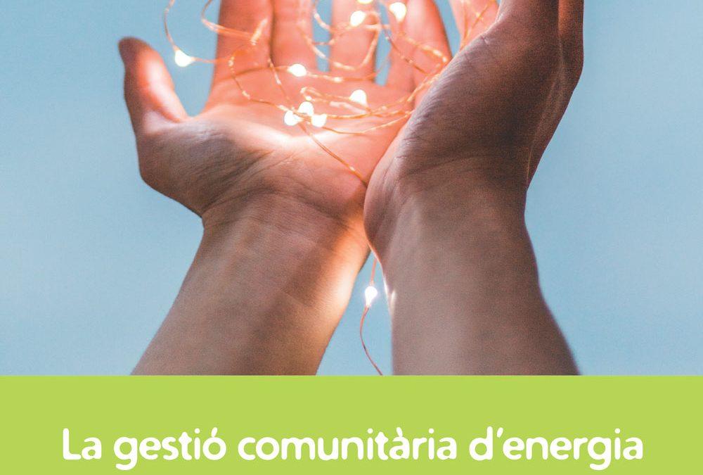 ESFeres23: La gestió comunitària d'energia: sobirania energètica i béns comuns