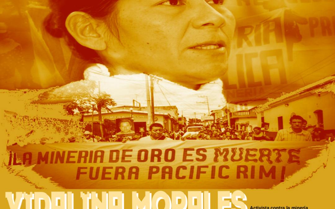 Resistiendo al extractivismo.