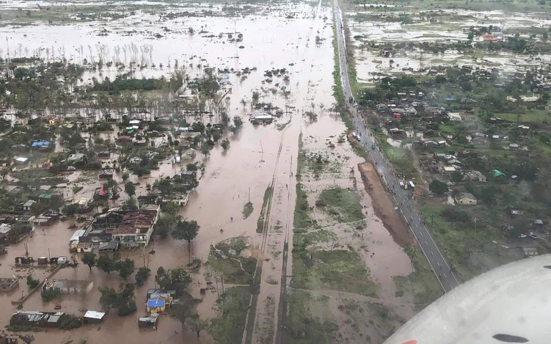 Nos solidarizamos con todas las víctimas y mostramos nuestra disposición para canalizar apoyos y esfuerzos a la población afectada por el Ciclón #IDAI