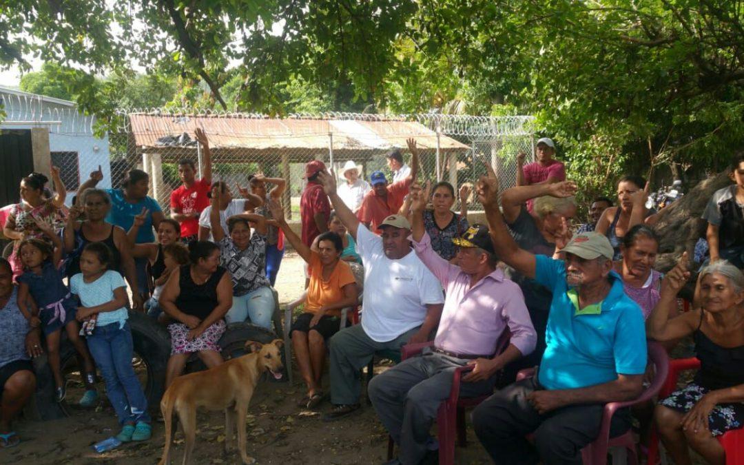 Exemplo de proxecto de mellora da xestión pública municipal da auga, El Triunfo (Honduras)