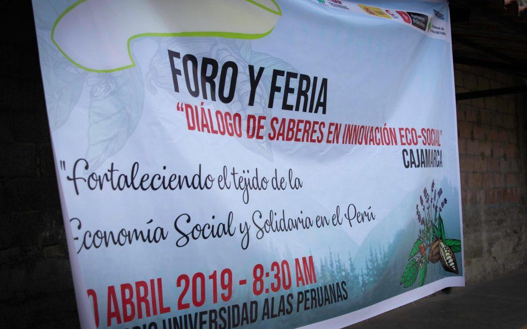 Los saberes en innovación eco-social entran en diálogo en Perú.