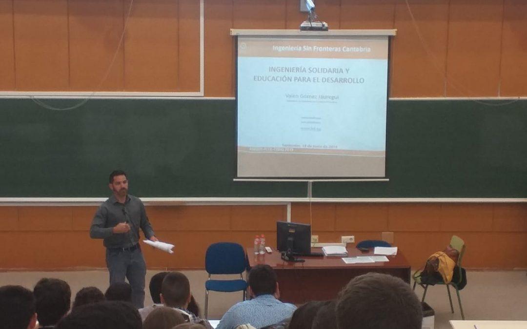 """Participamos en el """"ICCE Student Conference"""""""