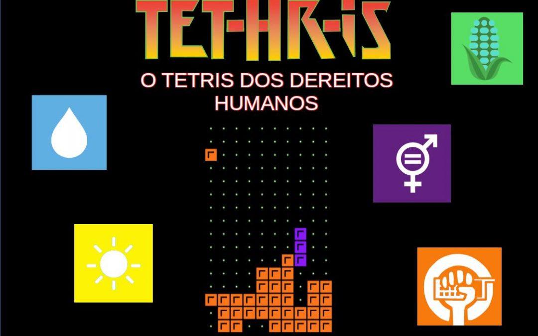 Tetris dos Dereitos Humanos (tet-HR-is)