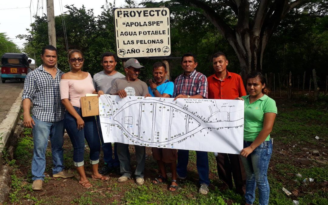 Continúa o fortalecemento da xestión pública da auga en 7 concellos de Honduras