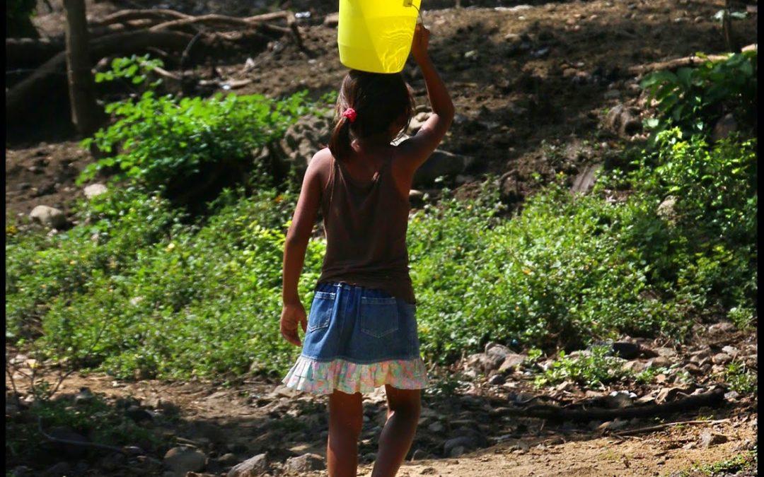 Participación das mulleres na xestión da comunitaria da auga en Honduras