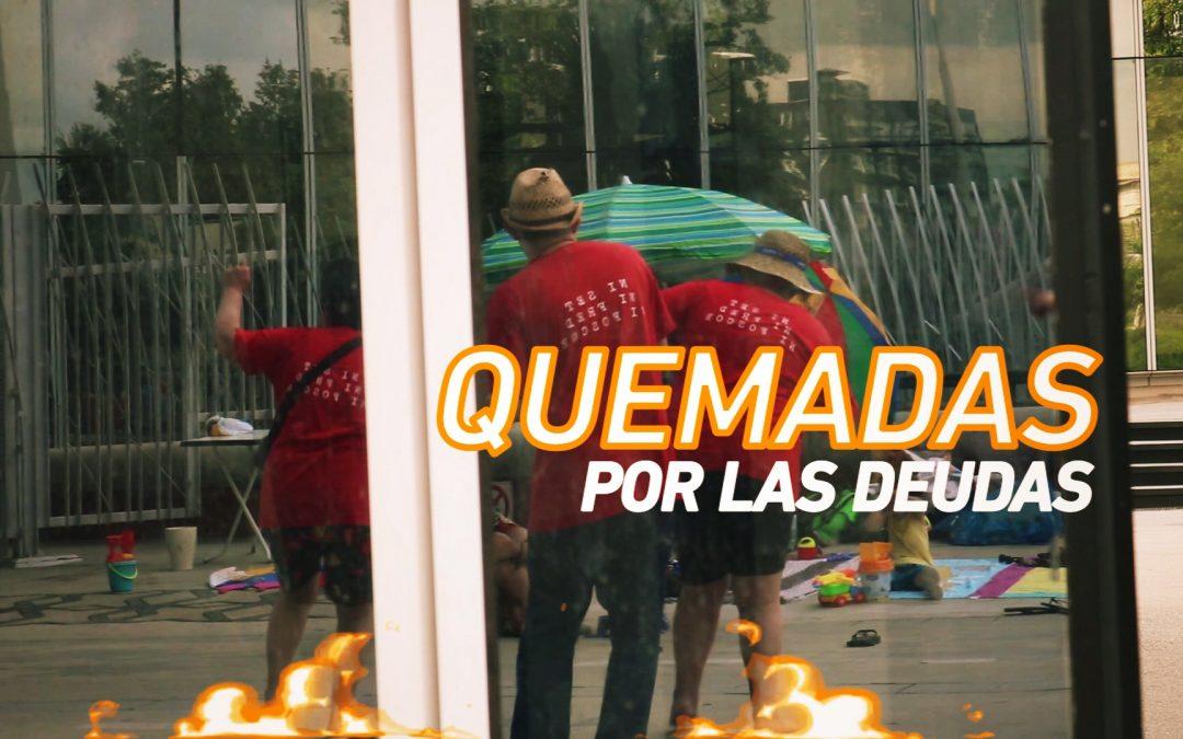 """""""Quemadas por las deudas"""": col·laborem amb la cançó de l'estiu de l'APE"""
