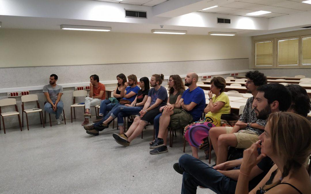 En otoño vuelve la escuela de activistas a Sevilla