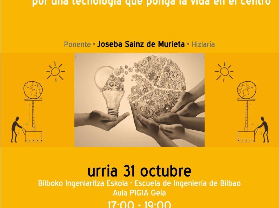 Gizarte Berrikuntza Digitala: bizitza erdigunean jartzen duen teknologia baten alde