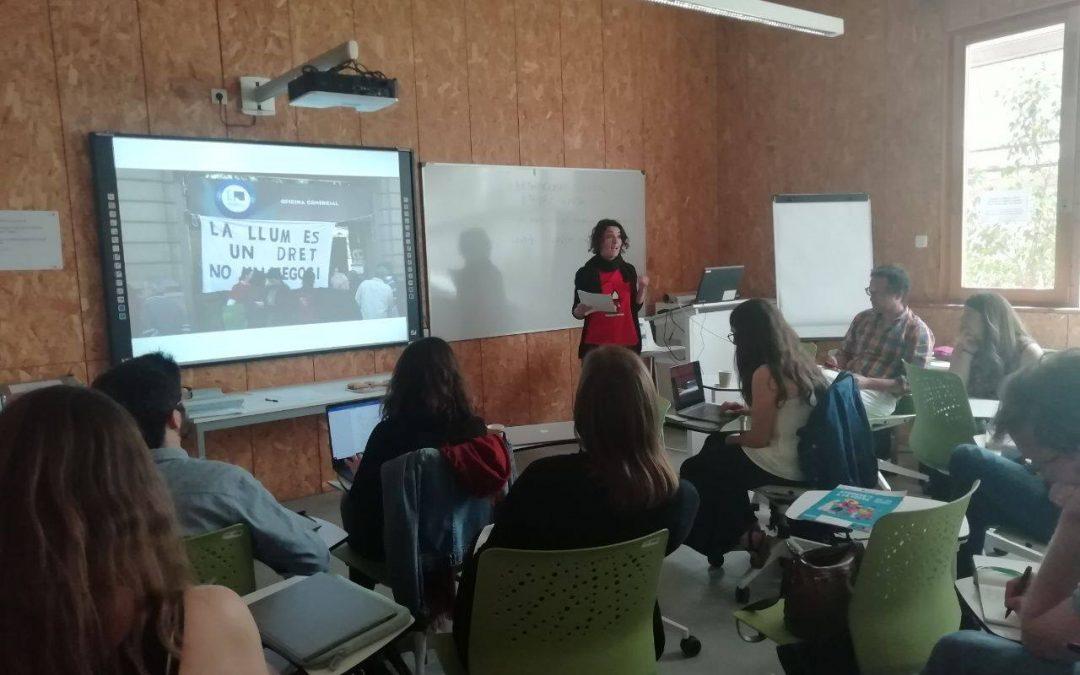 L'ambiciós projecte europeu sobre Pobresa Energètica arrenca amb una trobada a Barcelona