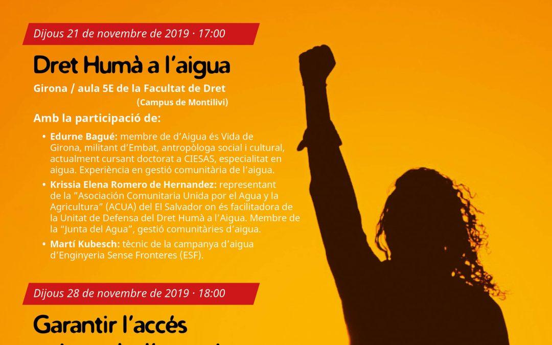 """Jornades: """"Resistències a l'extractivisme"""" a Girona"""