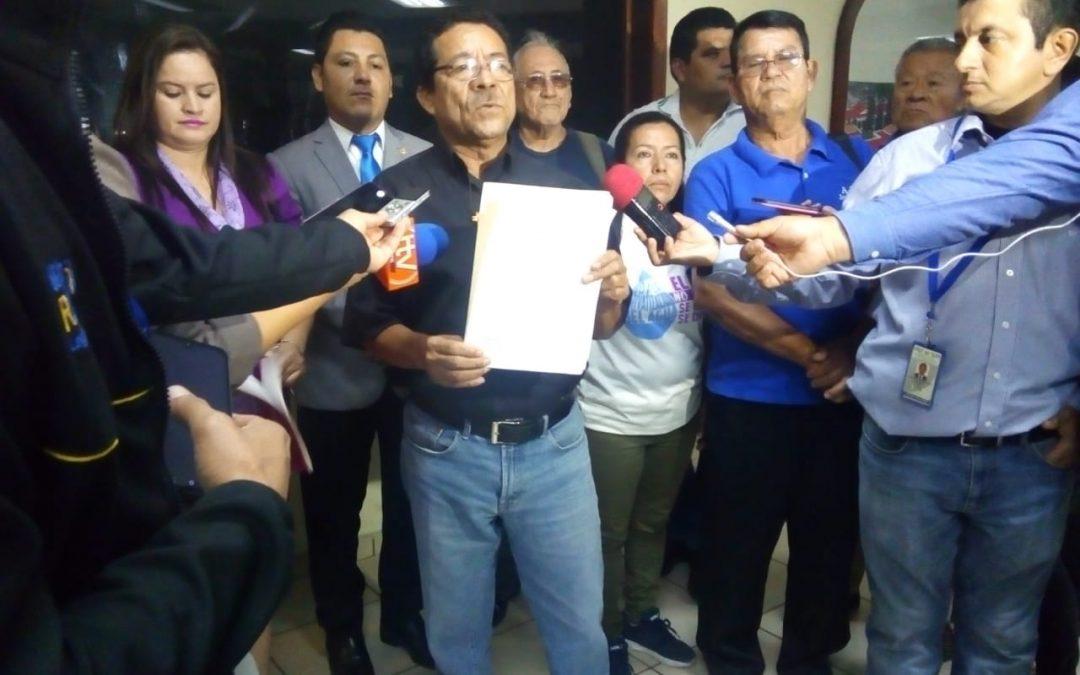 La lucha por el agua en El Salvador llega a los tribunales medioambientales