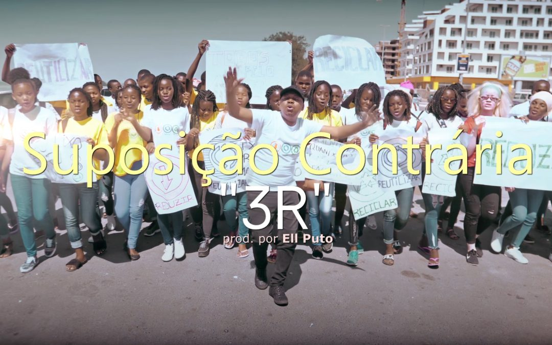 Redueix, Reutilitza, Recicla! Així sona el videoclip de la gestió dels residus a Maputo