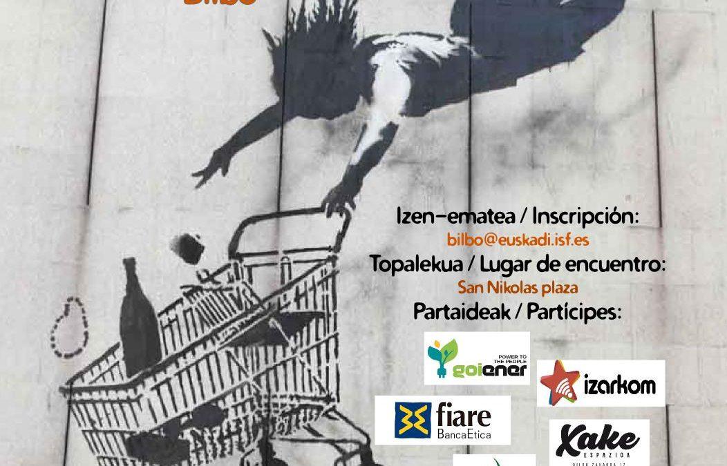 Ruta de Economía Social y Solidaria por Bilbao